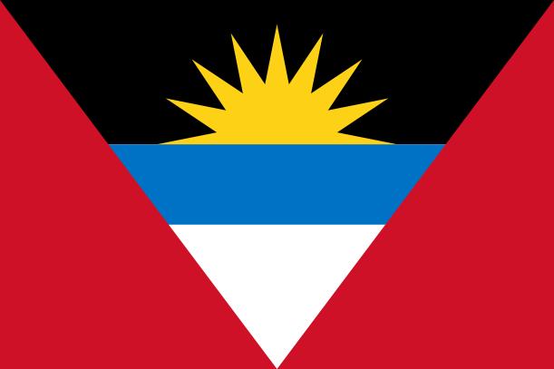 Patch Antígua e Barbuda - Brasfoot 2016